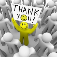 Stand Out From the Crowd With A Thank You Letter