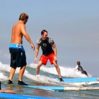 Surfing Lesson In Maui - Learn How to Surf In Beautiful Hawaii