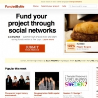 Swedish Crowdfunding Site Fundedbyme Reaches 1 Million SEK