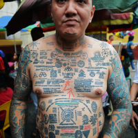 Tattoos As Religious Objects