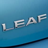 The All Electric Nissan Leaf