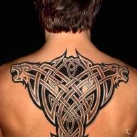 The Celtic Tattoo As Cultural Symbol
