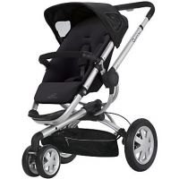 The Cleverly Built Quinny Buzz 3 Baby Stoller