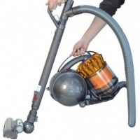 The Dyson Dc39 Multi Floor Canister Vacuum  -  A Review