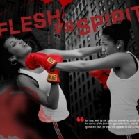 The Fight To Do What\'s Right ( The Flesh Vs The Spirit ) Rounds 2 And 3