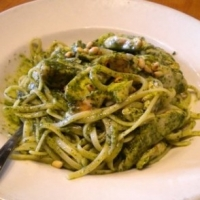 The First Time I Made Pasta With Pesto And Pine Nuts to Impress My Italian Boyfriend