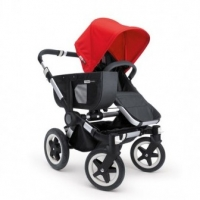 The Flexible Bugaboo Donkey Stroller