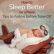 The No1 Secret to Better Sleep on A Plane From Sleep Scientists!