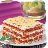 The Traditional Lasagne Recipe