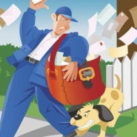 The War Between Dogs And Mail Carriers