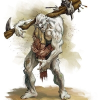 Top 10 Mythical Creatures List  -  #9  -  The Ogre