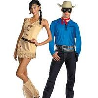 Top 5 Couples Halloween And Fancy Dress Costumes