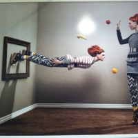 Trick Photography Goes Mainstream