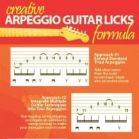 Want To Play Cool Arpeggio Guitar Licks? Do This:
