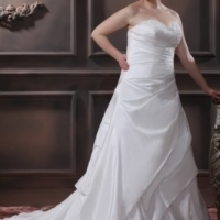 Wedding Dresses: How to Shelter Your Plump Figures?