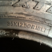 What Do Tire Sizes Mean?