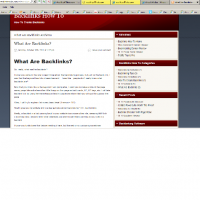 What Is A Backlink? A Simple Definition