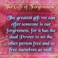 What is the Gift Of Forgiveness?