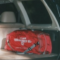 Wheeled Duffle Bag  -  Survival Readiness
