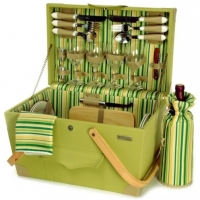 Why Green is the Best Picnic Basket Color